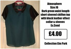 *** ATMOSPHERE TOP - SIZE:16 ***