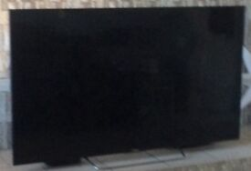 65inch Sony Tv spares or repair