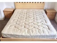 King Size Sprung Matress