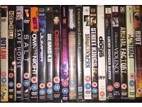 Bundle Adult Action/Gangster Films Collection