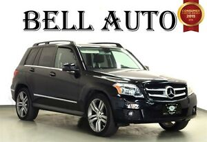 2010 Mercedes-Benz GLK-Class GLK350 4MATIC LEATHER BLUETOOTH