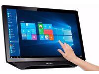 "PC + 23"" Touch Screen Monitor Combo (Touchscreen)"