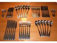 48 Piece Cutlery Set by STUDIO WILLIAM
