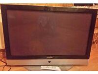 "42"" Samsung flat screen TV"