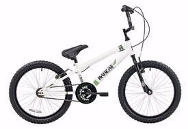 20 inch BMX Bike Banzai Park White BRAND NEW in BOX