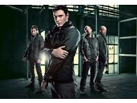 Seated tickets // Breaking Benjamin // O2 Forum // London, Kentish Town // Thu 24 Aug