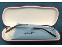 Rimless Attractive Spectacle frame