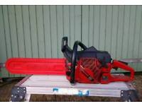 Jonsered 2165 Turbo 65cc Chainsaw. (Made by Husqvarna, Sweden). Good reliable saw.