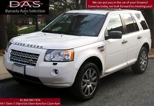 2008 Land Rover LR2 HSE NAVIGATION/PANORAMIC ROOF/LEATHER