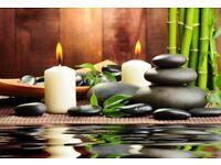 Thai hot oil massage