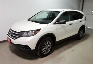 2013 Honda CR-V LX | Alloys | Htd Seats | Camera | Bluetooth