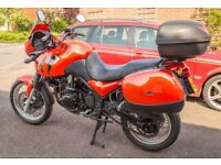 Triumph Tiger 955i. PRICE REDUCED. Low mileage & good condition. Full touring kit & options.