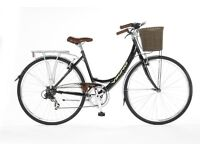 """Viking Heritage Prelude 7 Speed Ladies Town and Country Bike 19"""""""