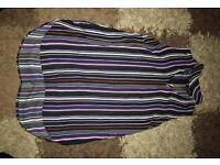 Stripy cami top