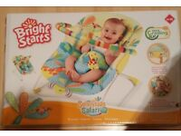 Bright Starts Baby Bouncer - from Mothercare for the Bargain price of £7!!!
