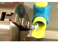 Mini Lathe Vacuum Extractor & Seoerator Kit