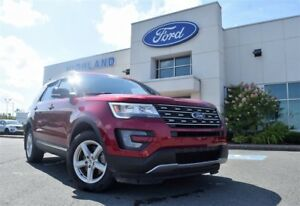 2016 Ford Explorer XLT, Leather, Roof, Nav