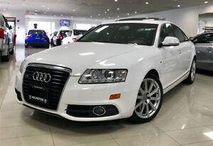2010 Audi A6 3.0T|S-LINE|CAMERA|SUNROOF|NO ACCIDENT|CERTIFIED