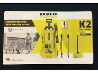 Karcher K2 Full Control High Pressure Washer New Sealed