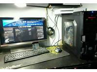 i7 Gaming PC Setup