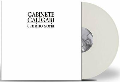 Gabinete Caligari ‎– Camino Soria - LP Blanco 180 Gramos + CD...