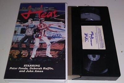 Jungle Heat Trans World Entertainment Vhs 1987 Rare Oop Video Tape Film Movie