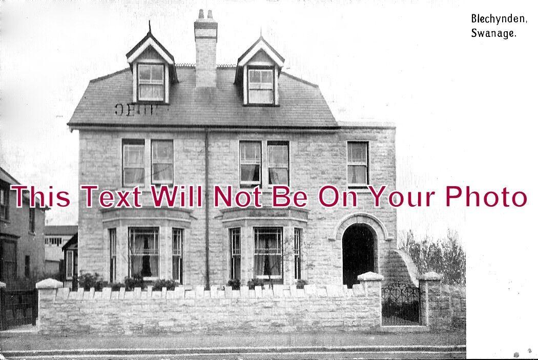 DO 1044 - Blechynden, Swanage, Dorset c1911