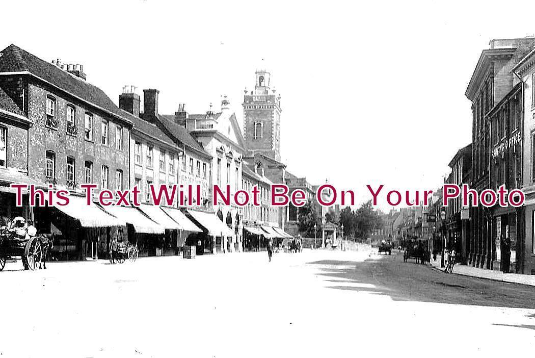 DO 1041 - Blandford, Dorset