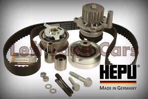 HEPU Timing Belt Kit Metal Impeller Water Pump Jetta Golf Beetle ALH TDI VW w/HW