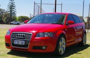 Audi A3 6spd manual Lathlain Victoria Park Area Preview