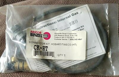 Binzel Connector Kit Hobarttweco Ht Ck-ht