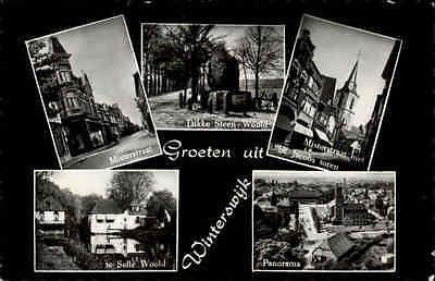 Winterswijk Winterswick AK 1961 Mehrbildkarte Kirche Denkmal Dikke Steen-Woold online kaufen