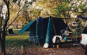OZTENT DISCOVERY—The 30 Second Tent! Batemans Bay Eurobodalla Area Preview