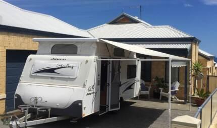 Caravan Sterling