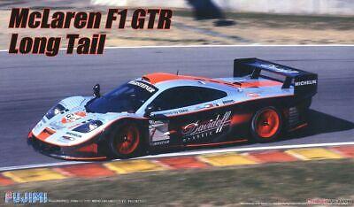 Fujimi 1/24 GULF McLaren F1 GTR Long Tail Le Mans GT-1 1997 w Photoetch Set