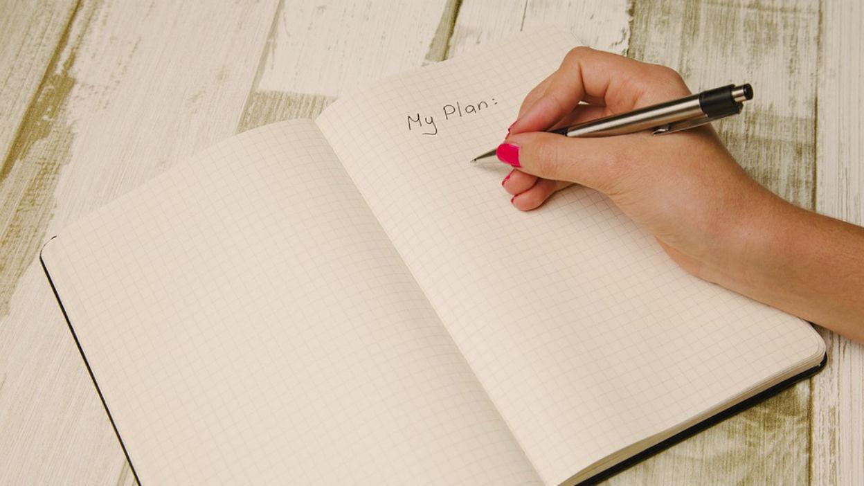 Write Everything Down