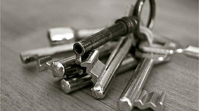 Verliere nicht schon am ersten Tag Deine Schlüssel!