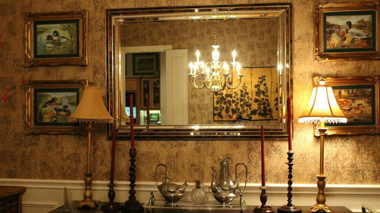 Mirrors and More Mirrors