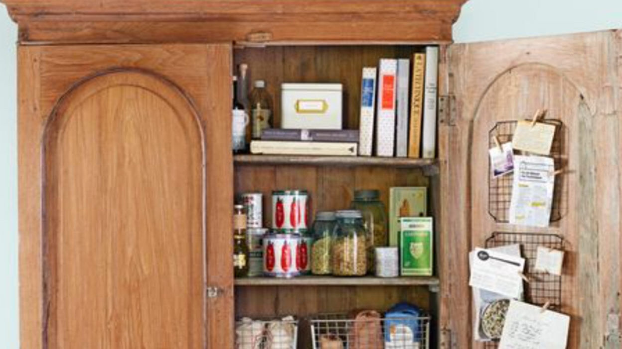 A Fancy Pantry