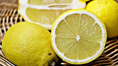 Reinigt nicht nur, sondern riecht auch gut: Zitrone