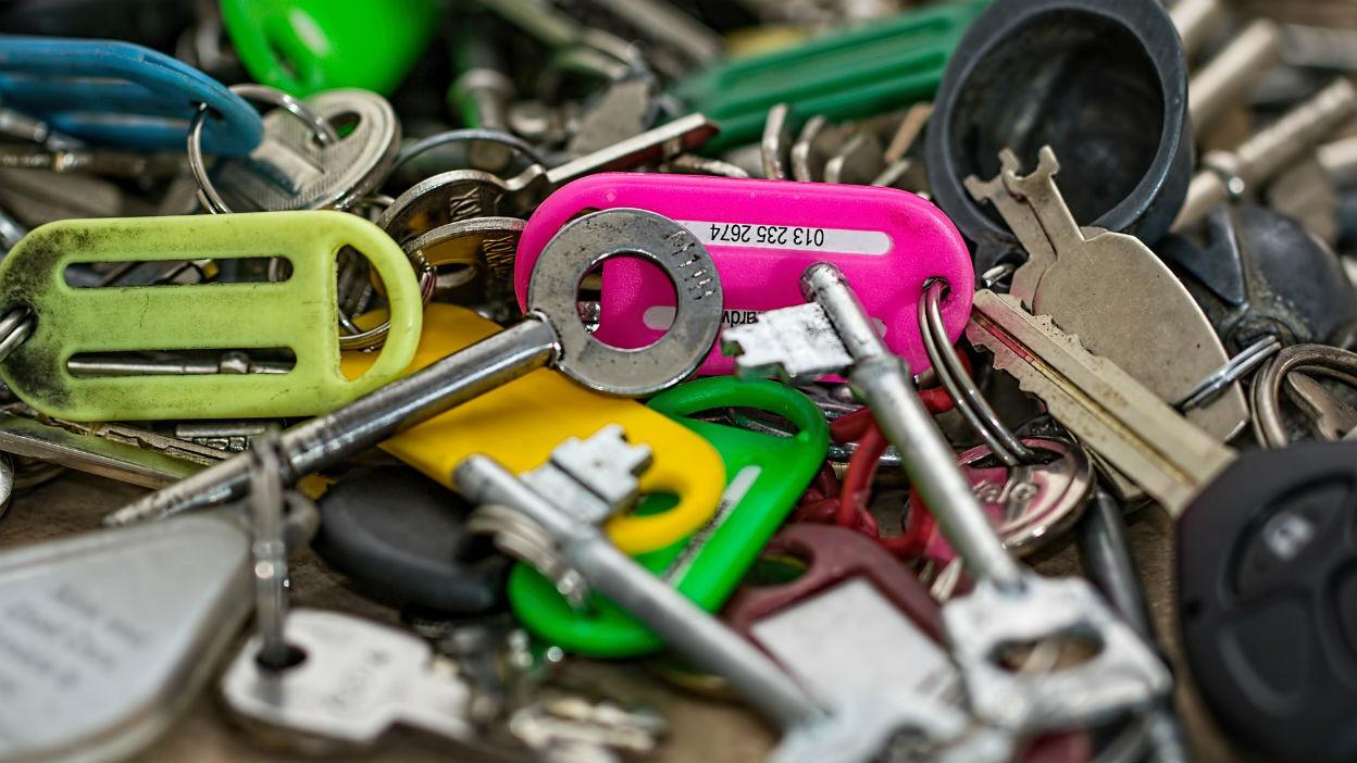 I Packed the Car Keys'