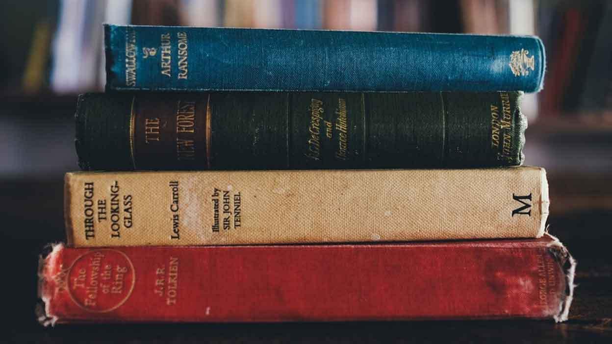 Shelve Old Books