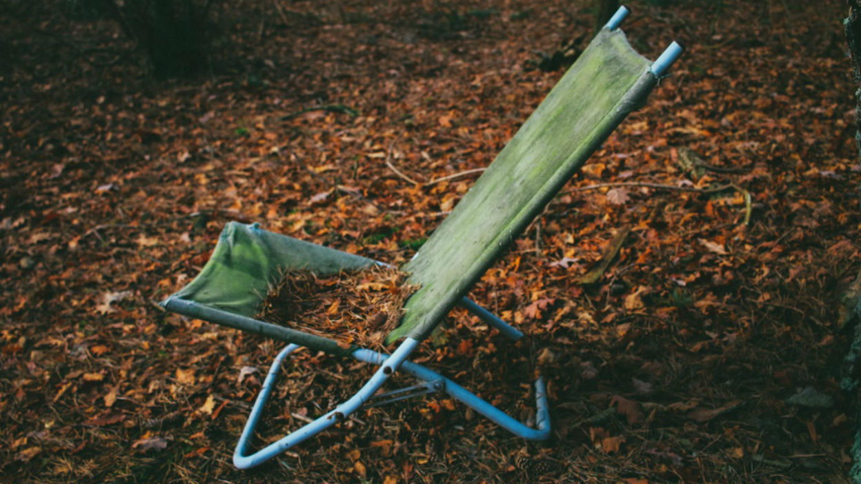 Goodbye To Garden Furniture