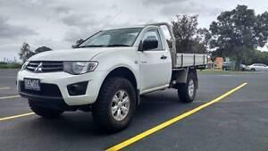 2014 Mitsubishi Triton Ute Balaclava Port Phillip Preview