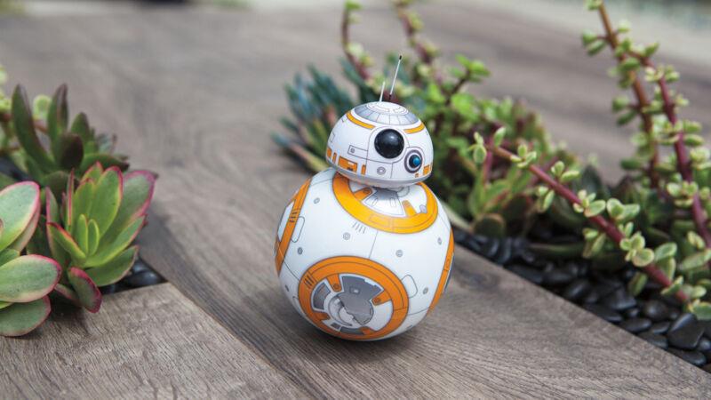 Sphero's BB-8 app-enabled droid