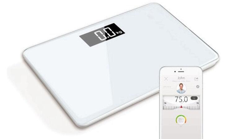 Bluetooth BMI Smart Scales