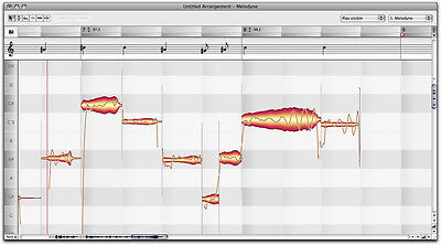 Celemony Melodyne Assistant 4 Pitch & Time Shifting Mac PC Plug In Software  ()