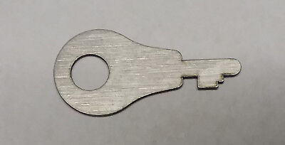 Replica REPLACEMENT KEY for ZELL Book Banks - Made in the USA