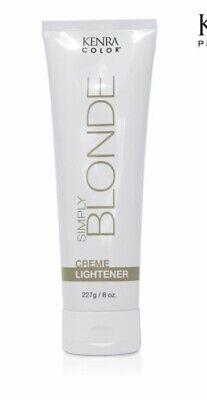 Kenra Color Simply Blonde Creme Lightener 227g