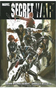 Marvel Comics Secret War trade paperback 2nd print